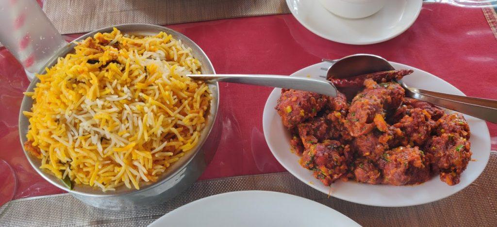Restaurants in Coorg and Wayanad