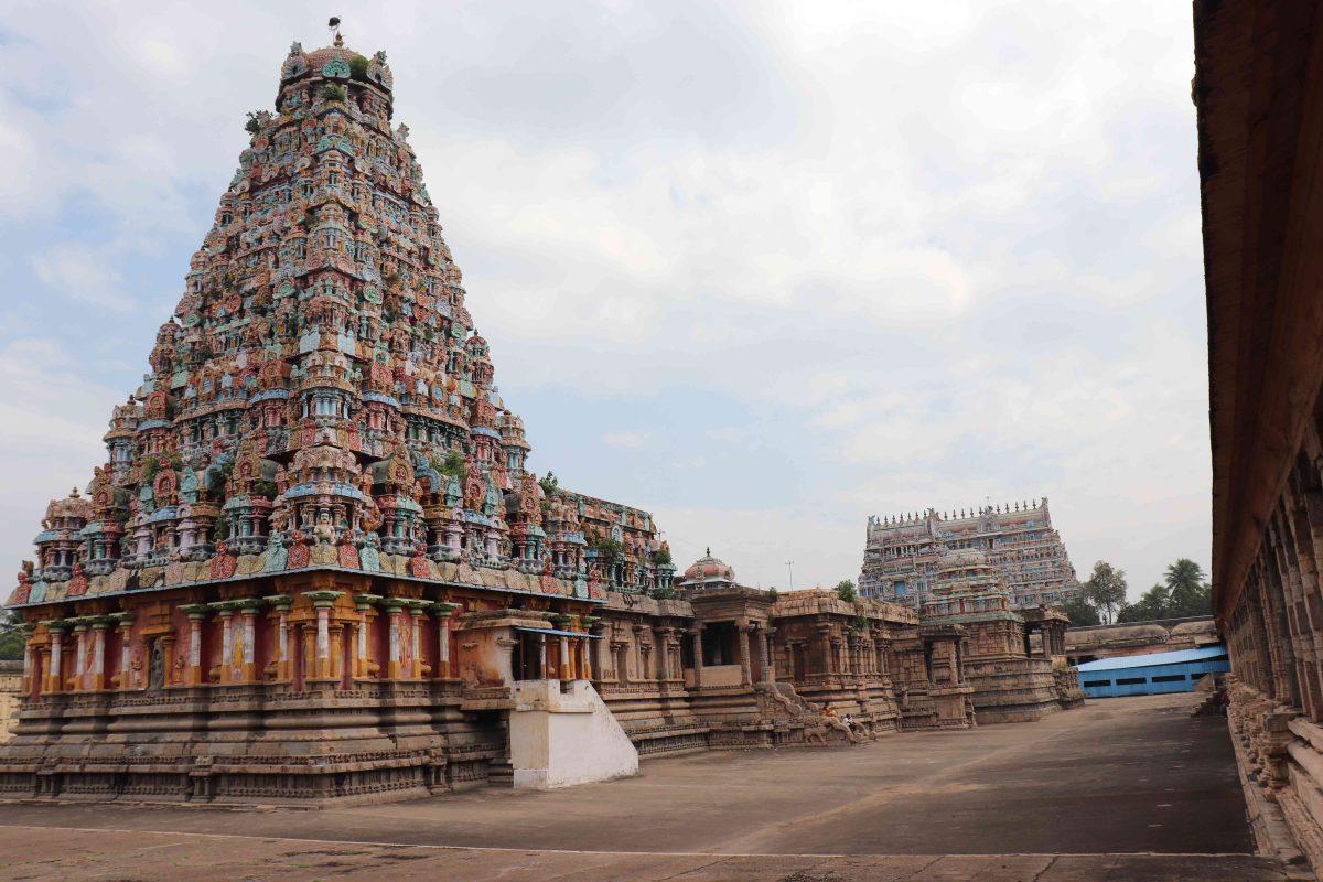 temples of Kumbakonam