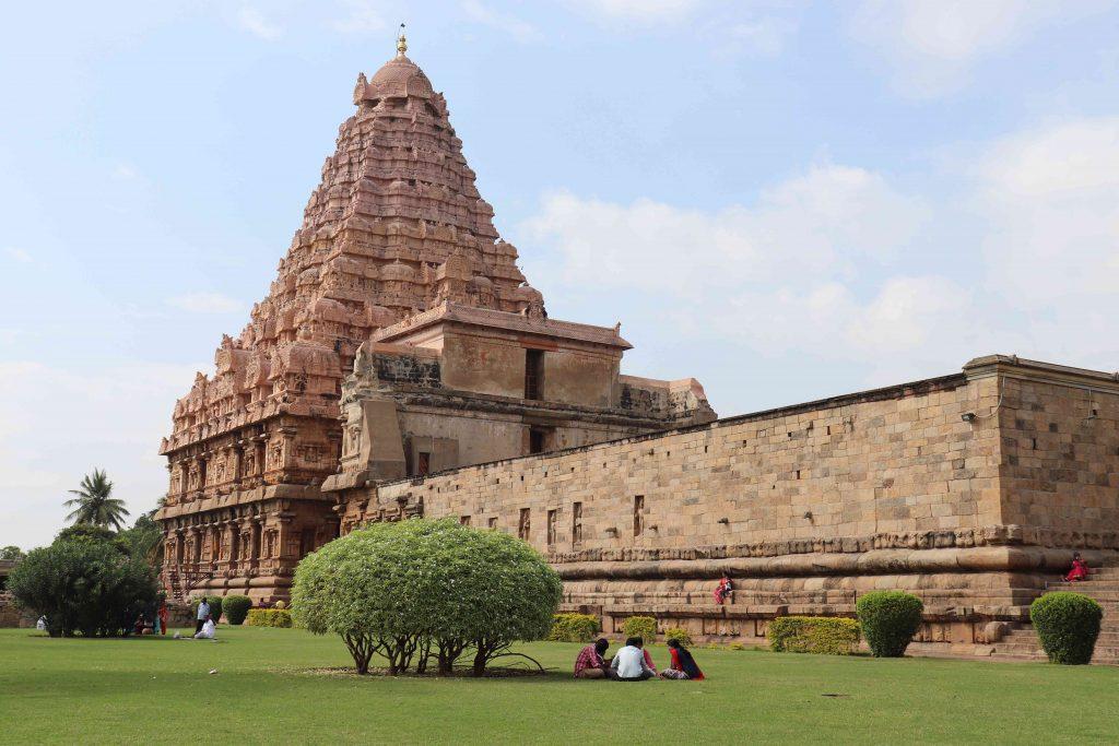 GangaiKondaCholapuram, UNESCO Heritage site