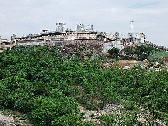 tiruttani nearby temples