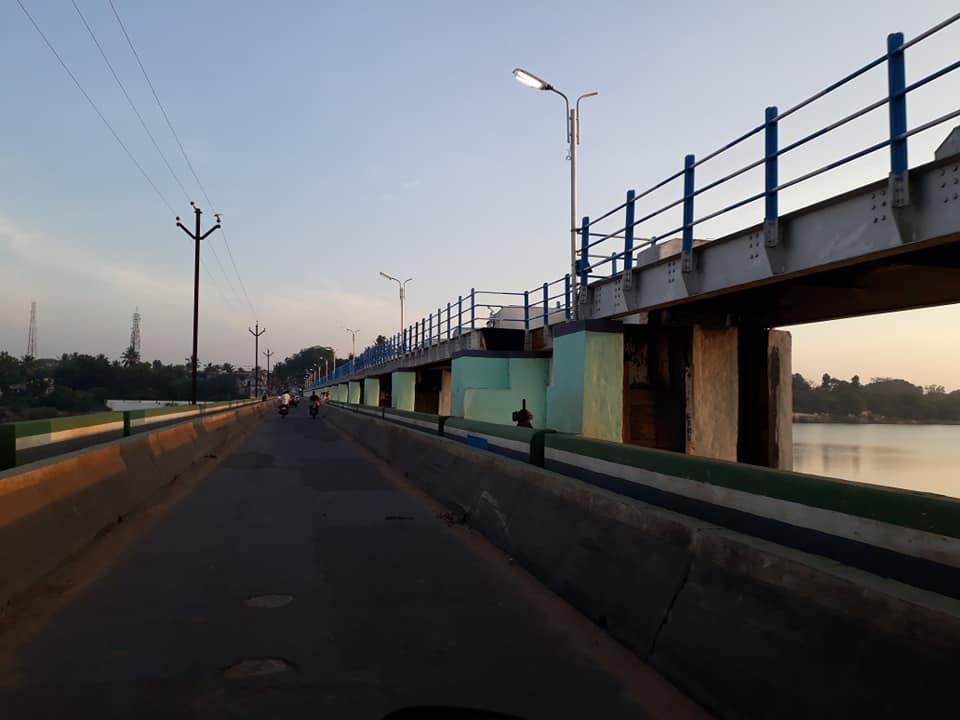 Raod trip to Kumbakonam from Bangalore images