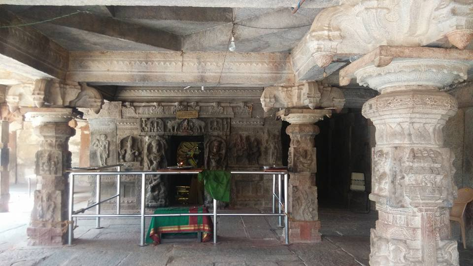 Nandi hills - Boga Nandeeshwara temple images