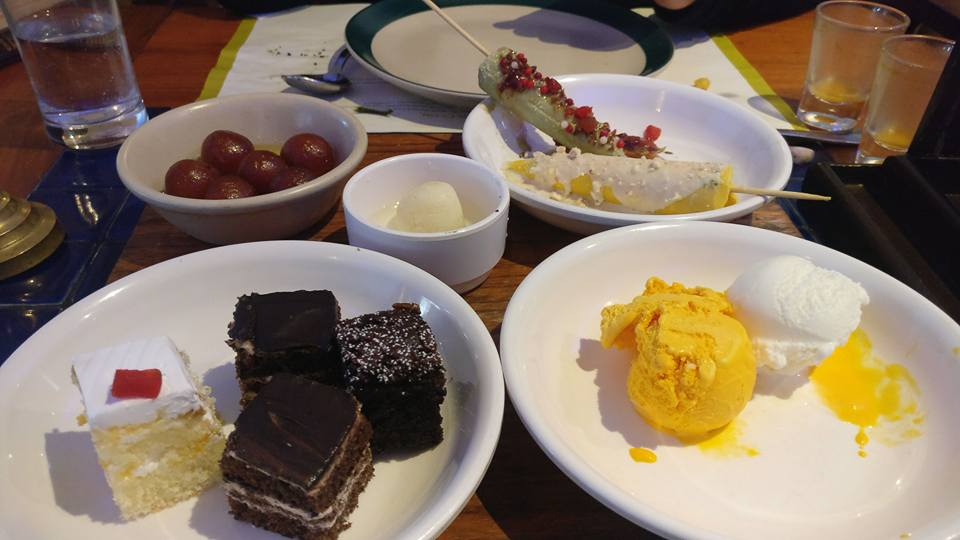 Unlimted non veg restaurant in JP nagar bangalore_Barbeque nation images