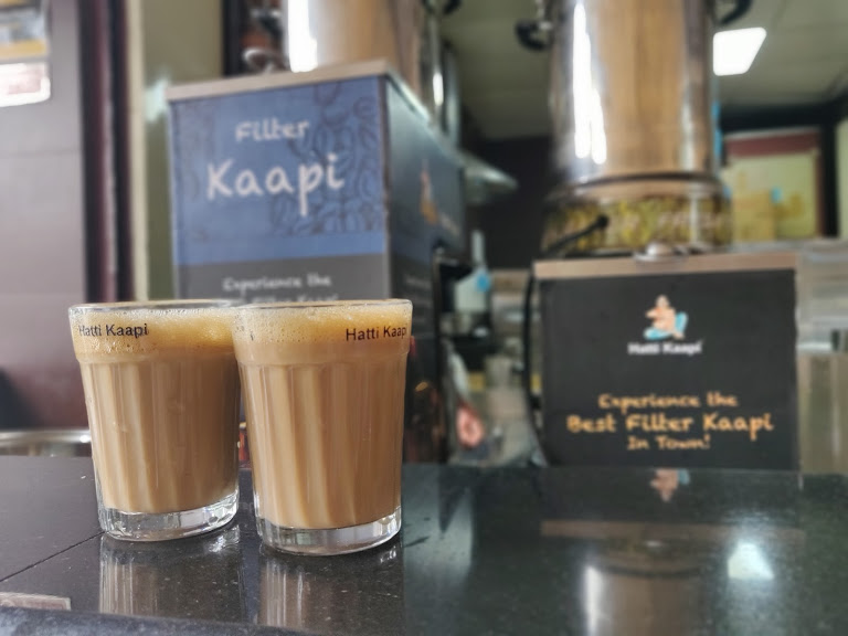 Hatti kaapi for the best filter coffee