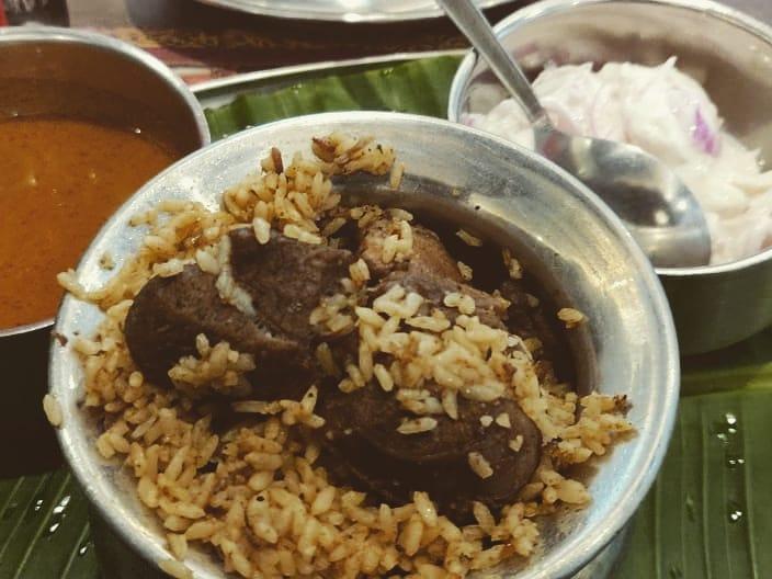 Thalappakatti Restaurant Bangalore images