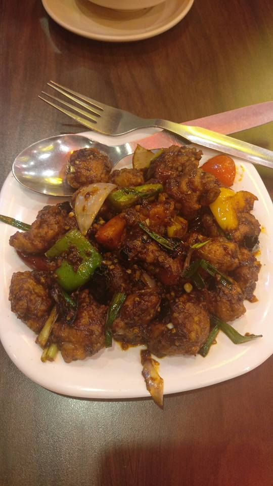 Food images from Shanghai Court - all time favourite chinese restaurants in Bangalore