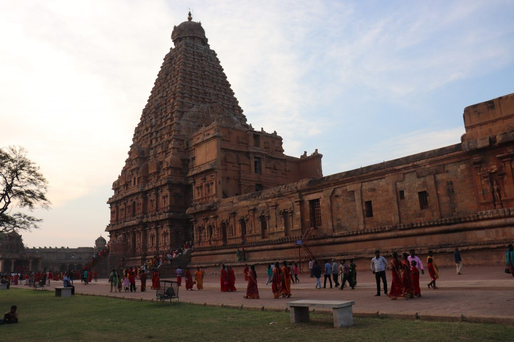 Nearby temples in Kumbakonam