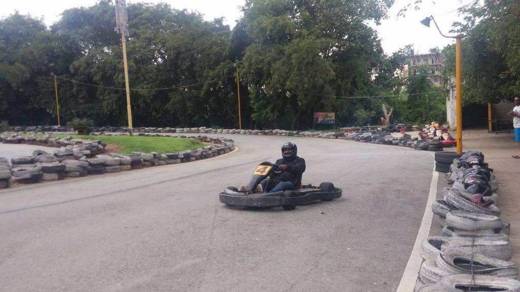 Go karting Bangalore