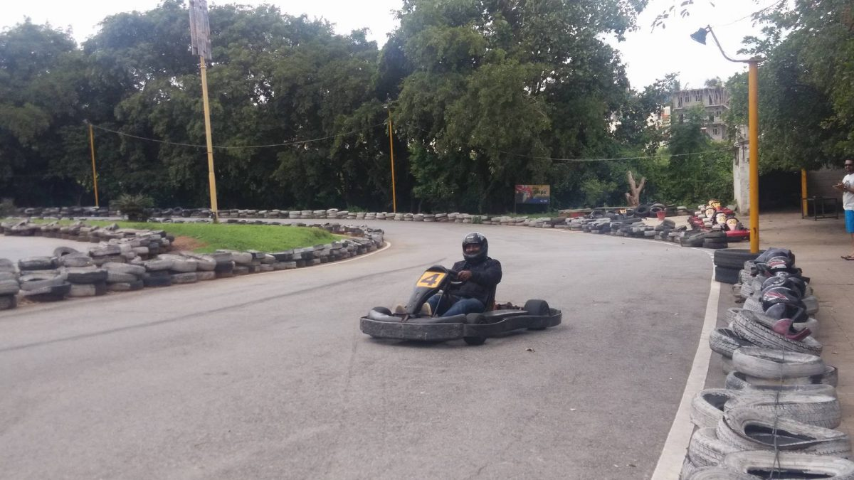 Go Karting in bangalore