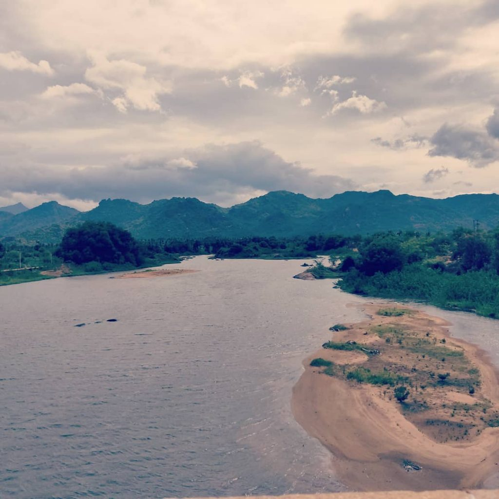 Thamirabarani river near manimuthar dam, travelduo images