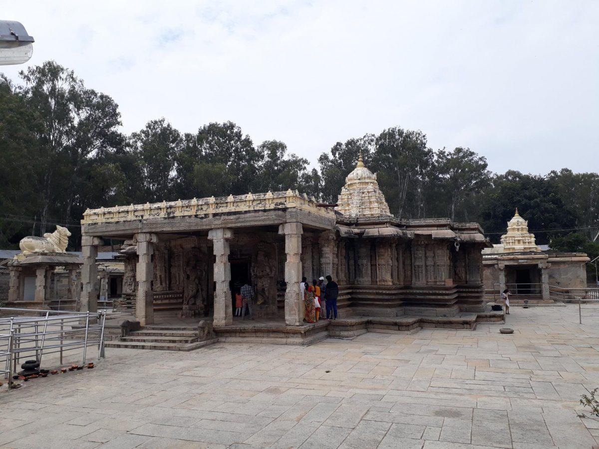 Talakadu temples - Lord Shiva temple