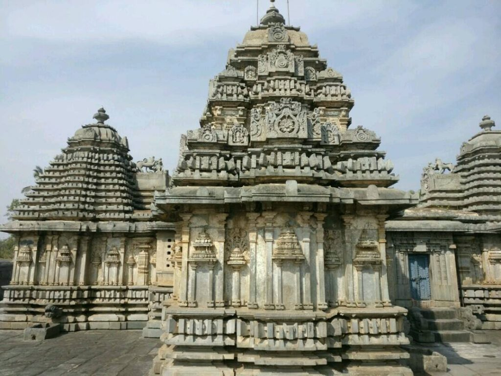 Hoysala architecture in karnataka