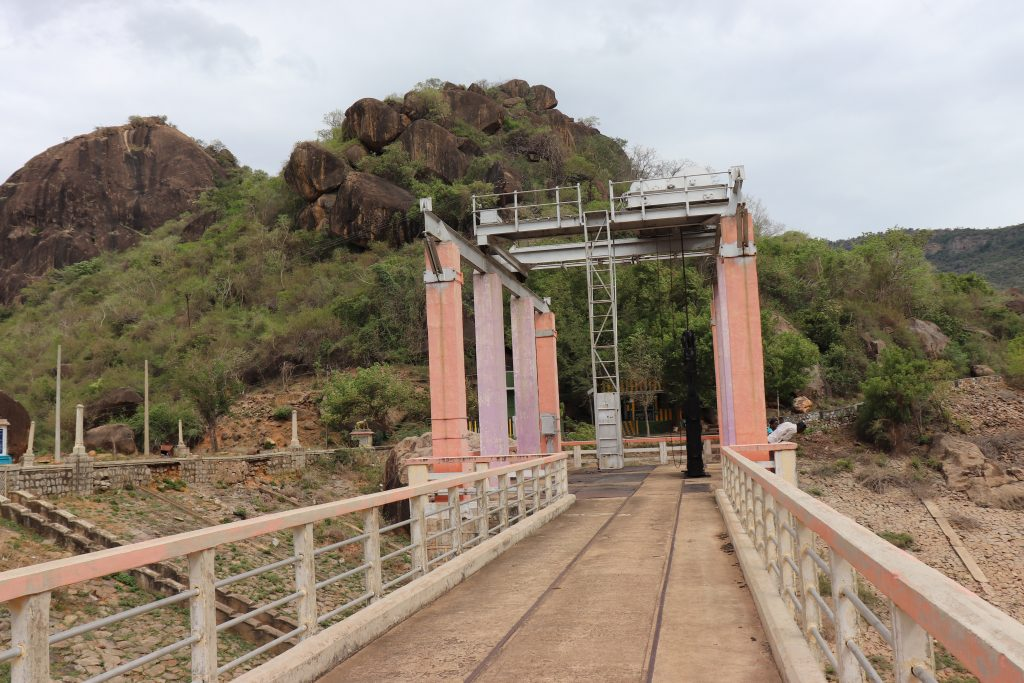 Manimuthar dam - sightseeing places in Tirunelveli