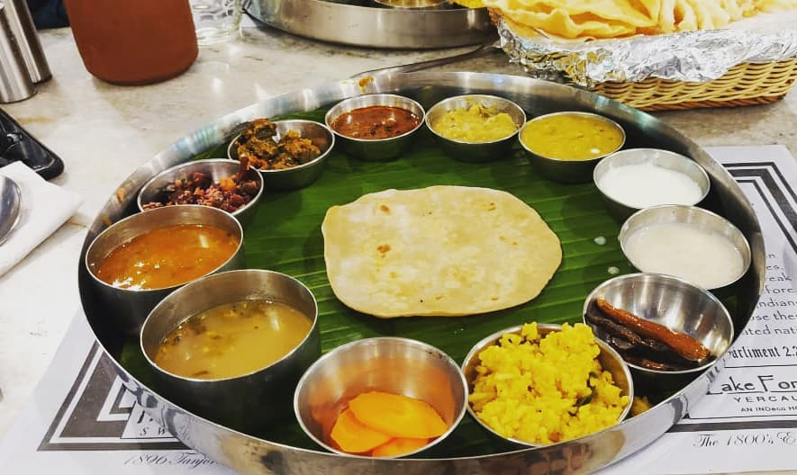 Kumbakonam famous food items